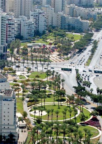 Hvilke byer er Israels grønneste? | Jan Simonsens blogg